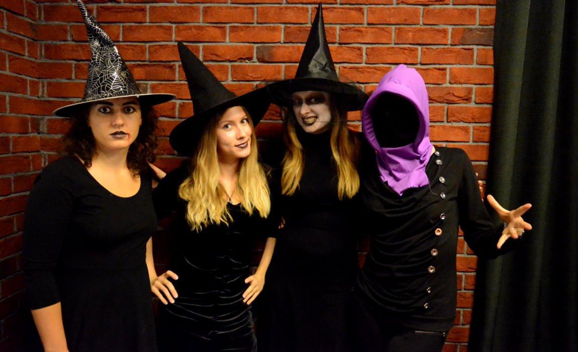Krwawe Halloween z ASAP Speak&Play – integracja grup językowych