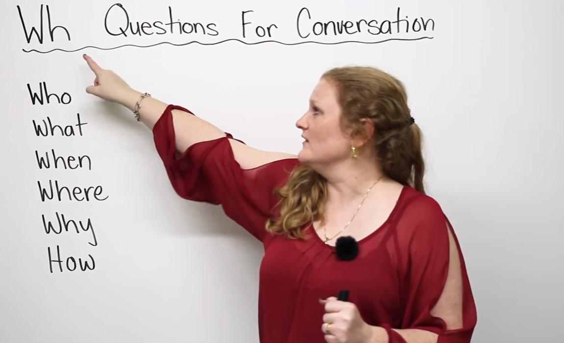 Small talk – Kilka wskazówek na start