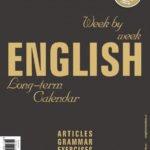 English Matters Weeke by week English Long-term Calendar
