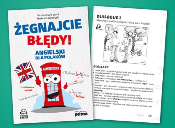Żegnajcie Błędy! – Angielski dla Polaków