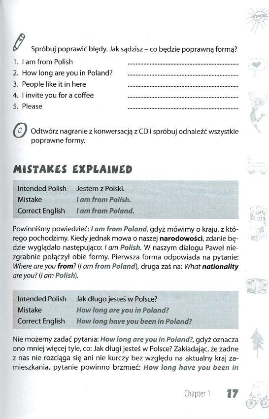 Żegnajcie Błędy Angielski dla Polaków