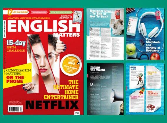 English Matters marzec / kwiecień 2019