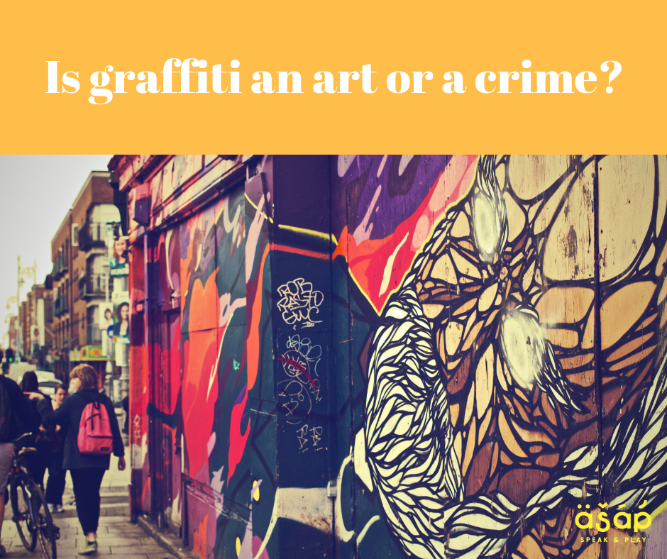 Tourism and vandalism