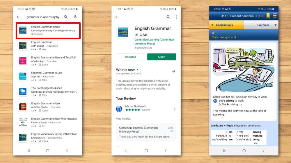 najlepsza aplikacja do nauki angielskiego
