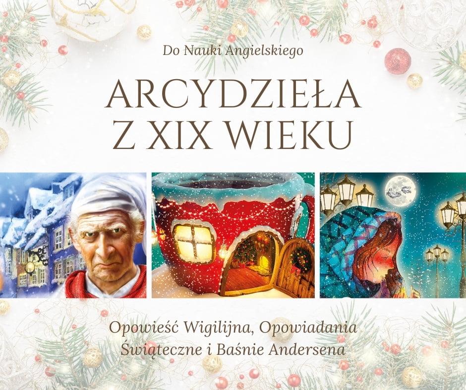 Opowieść Wigilijna / Opowiadania Świąteczne / Baśnie Andersena [ENG]