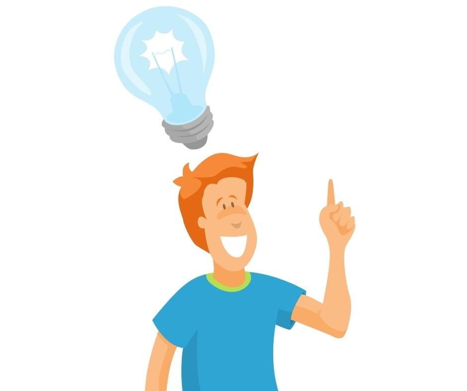 light-bulb moment